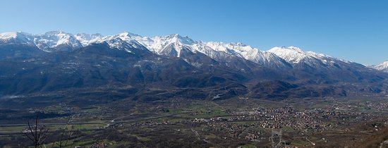 Chianocco, Italy: Vista panoramica