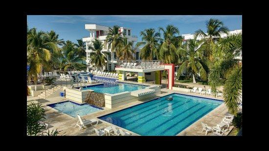 Hotel playa blanca san antero colombia opiniones - Piscina lepanto cordoba precios ...