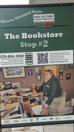 Horse Cave, KY: The Book Store
