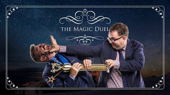 ‪The Magic Duel‬