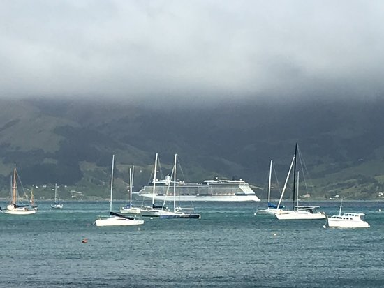 ‪‪Akaroa Guided Walks‬: Celebrity Solstice‬