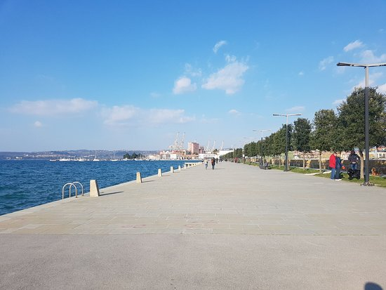 Koper City Beach