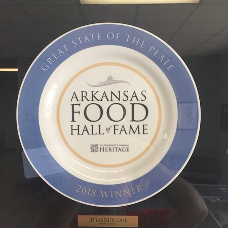 Lake Village, AR: Award winning restaurant 2017 People's Choice.