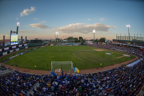 ‪Greater Nevada Field - Reno Aces & Reno 1868 FC‬