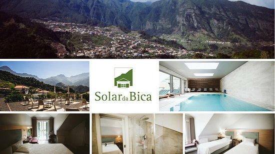 Solar Da Bica: Logo