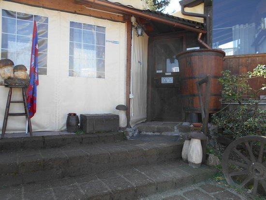 Vergato, Italien: Entrata del Ristorante