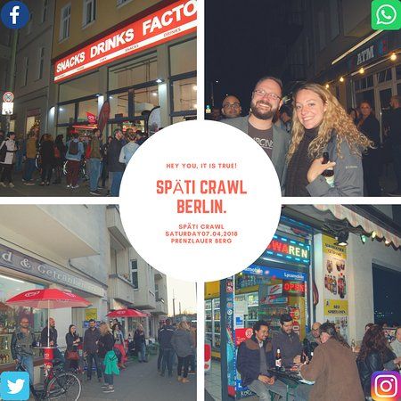 Späeti Crawl Berlin