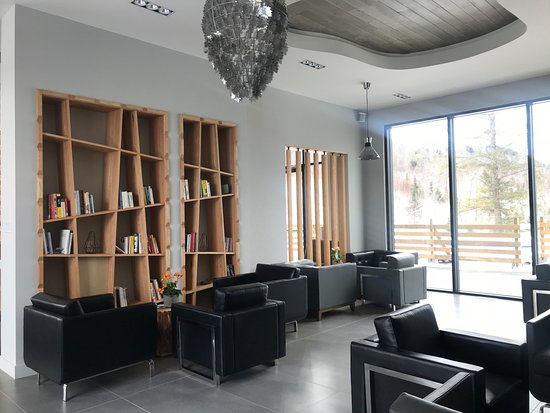 La Conception, Canadá: The lounge