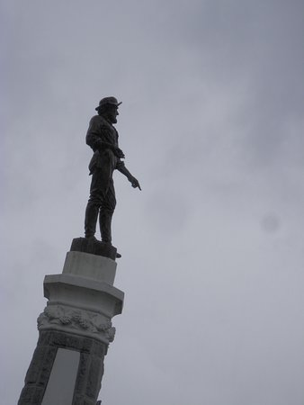 Coloma, CA: Marshall Monument