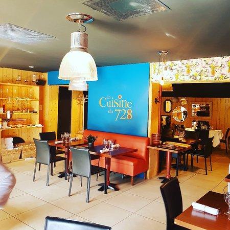 La cuisine du 728 montpellier restaurantbeoordelingen for Cuisine 728 montpellier