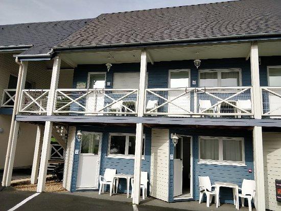 Motel Les Bleuets: IMG_20180408_110858_large.jpg