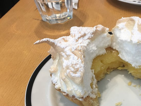 Goyas: Lemon meringue pie not to be missed