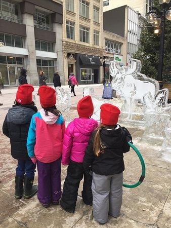 Ottawa, Canada: Winterlude Icecade