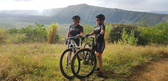Nindiri, نيكاراجوا: Great biking adventures