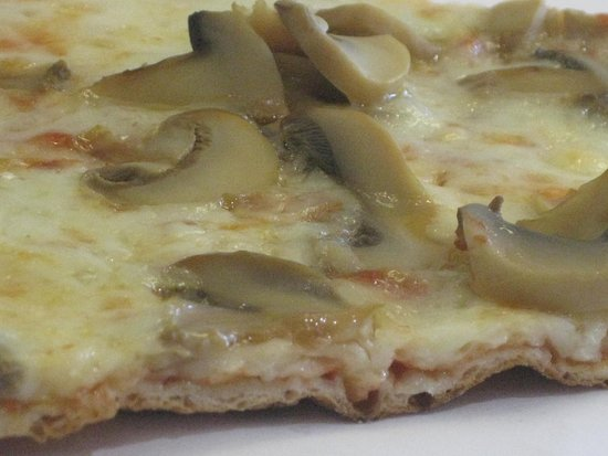 Teaneck, Nueva Jersey: Mushroom Slice