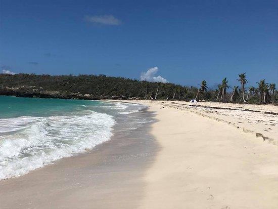 Esperanza Inn: Navio Beach all to ourselves! Stunning with nice waves.