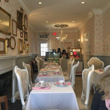Lady Camellia Tea Room Washington Dc