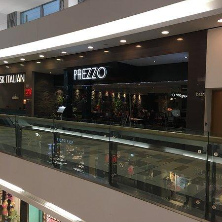 Union Shopping Centre Aberdeen Restaurants