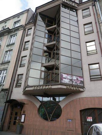 Hotel Secesja Krakow Tripadvisor