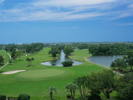 Seminole, Floride : Holes 6 and 12.