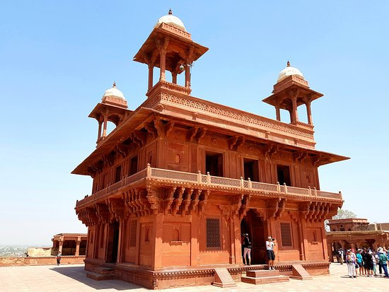 Image result for fatehpur sikri diwan i khas