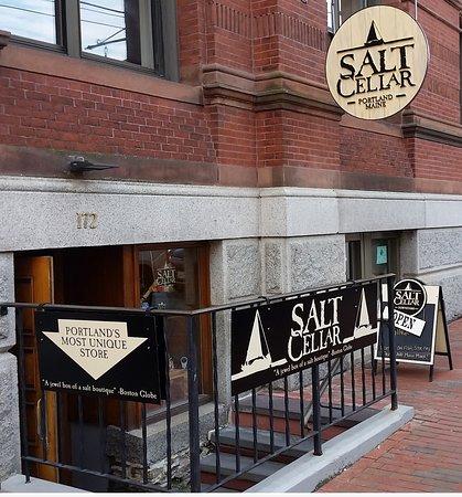 The Salt Cellar