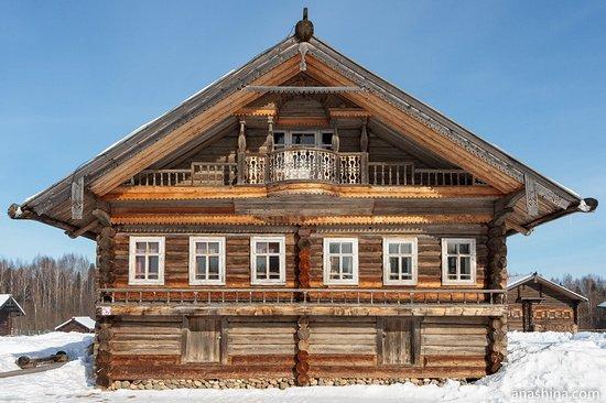 Vologodskaya Oblast Architecture and Ethnography Museum