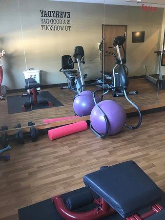 Comfort Inn Ellsworth - Bar Harbor: fitness area