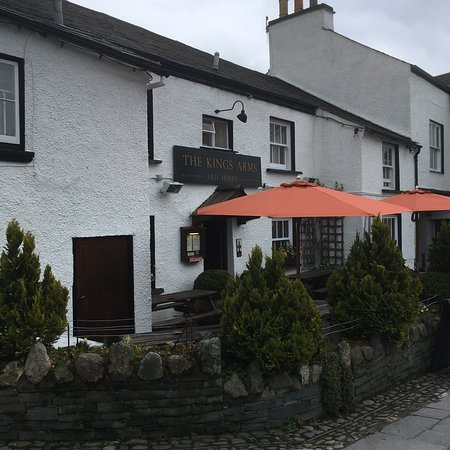 Lovely pub, fabulous food, great service