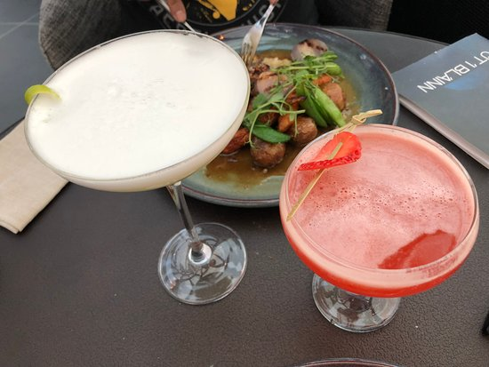 Ut I Blainn: Our cocktails