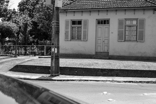 State of Rio Grande do Sul: Casas Enxaimel no ao longo da Rota Romântica.