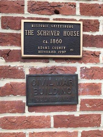Shriver House Museum: ....