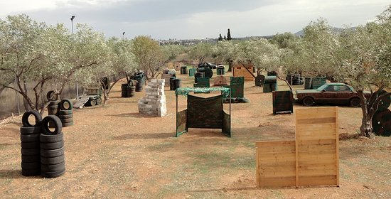 Chalkis Paintball