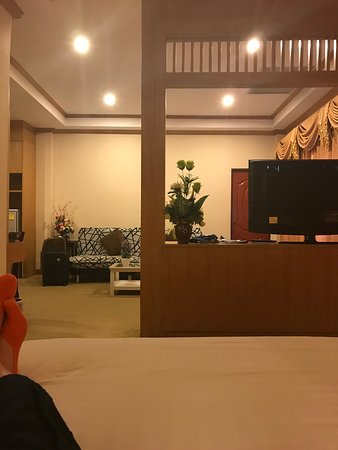 Chum Phae, Tailandia: Nice room shame about the rest