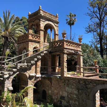 Jardim P Blico Giardino Pubblico Taormina O Que