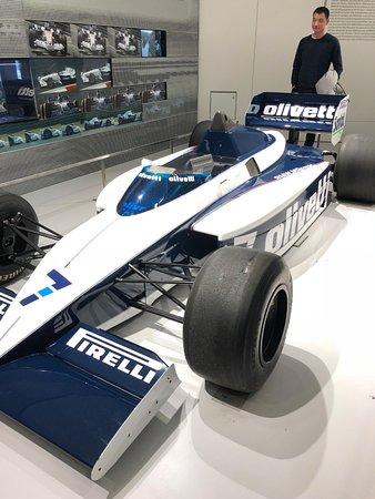Brabham Racing Organisatio F1 1982