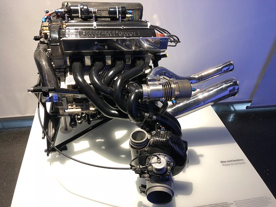 Bmw Headquarters F1 1981 4 Cylinders Turbo Wc 1983 With Nelson Piquet