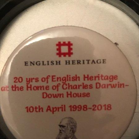 Rekindled interest in Darwin
