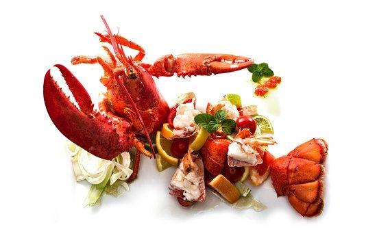 Ristorante Clipper: Lobster Salad