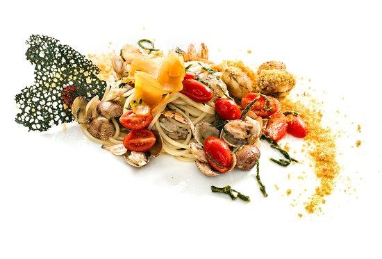 Ristorante Clipper: Spaghetti with Clams