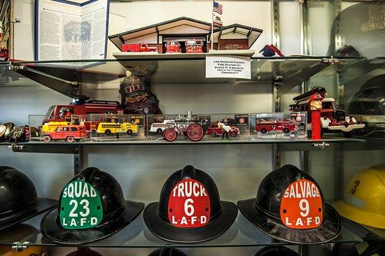 Phenix Technology, Inc. Firefighter History Museum