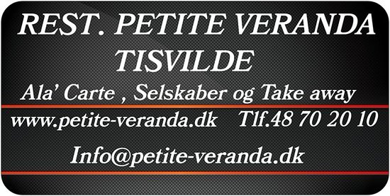 visitkort picture of restaurant petite veranda tisvildeleje