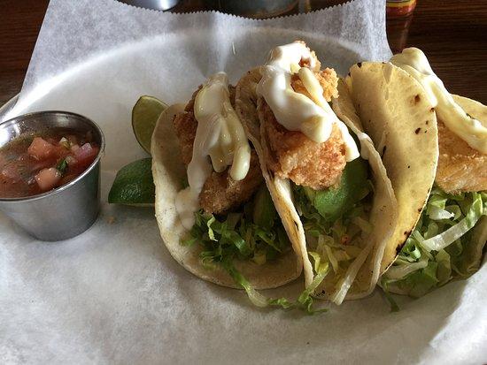 Mount Kisco, نيويورك: Crispy Wild Fish Taco