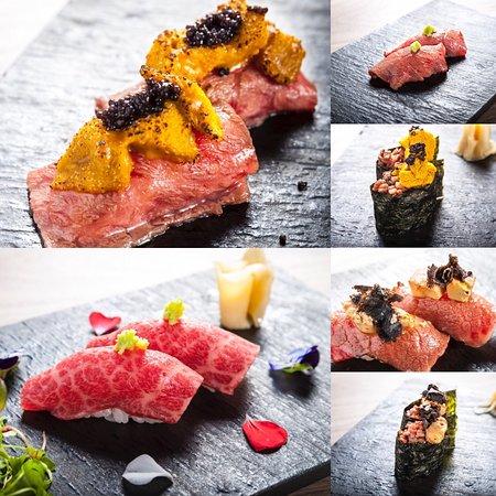 Stonnington, Avustralya: Wagyu Ya Japanese Chargrill Restaurant