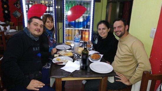 Mar del Tuyu, Argentina: La Riojana