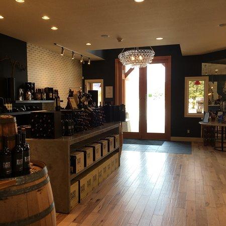 Summerland, Canada: Sumac Ridge Estate Winery