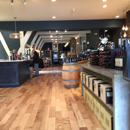 Summerland, Canadá: Sumac Ridge Estate Winery