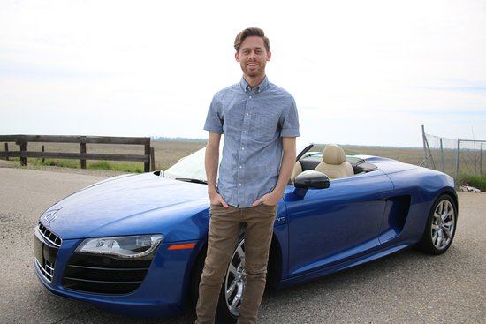 This Experience In Our Audi R Was Gifted For The Drivers Birthday - Audi fresno