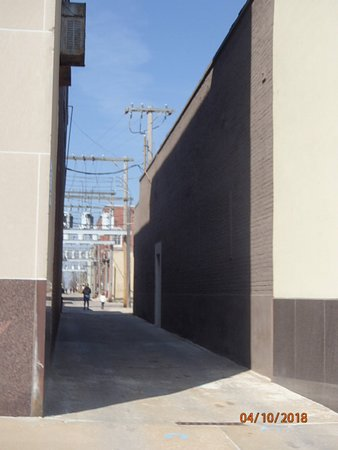 Coffeyville, KS: Death Alley