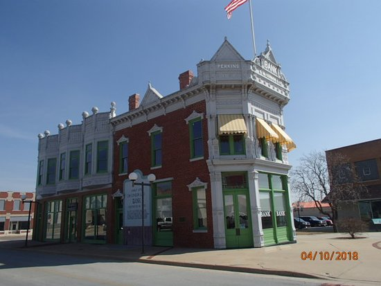 Coffeyville, KS: Original Condon Bank